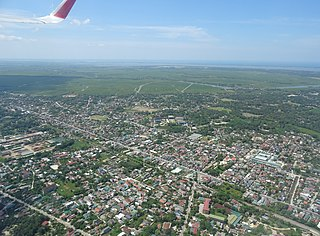 Hương Thủy Town in North Central Coast, Vietnam