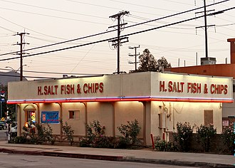 H. Salt Esquire - North Hollywood location in 2014.