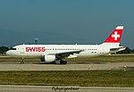HB-IJH Airbus A320-214 A320 - SWR (29890119812).jpg
