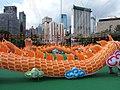 HK 銅鑼灣 CWB 維園 Victoria Park day 中秋節 night Mid Autumn Festival big dragon in art September 2019 SSG 11.jpg