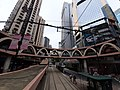 HK 香港 tramway 152 tour view 銅鑼灣 Causeway Bay 怡和街 Yee Wo Street Saturday morning April 2020 SS2 02.jpg
