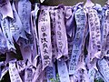 HK Admiralty Tamar Square Ribbon message 013 Purple 9-Sept-2012.JPG