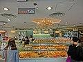 HK Hung Hom 黃埔新邨 Whampoa Estate pedestrian zone BreadTalk bakery shop interior Mar-2013.JPG