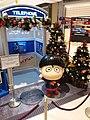 HK TSO 將軍澳 Tseung Kwan O PopCorn mall December 2018 SSG Xmas trees n decoration.jpg