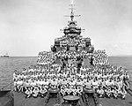 HMAS Shropshire crew 1945.jpg