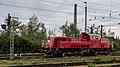 Hafen Krefeld 261 004-6 - Krefeld HBF - 2019-04-26 - Nicky Boogaard.jpg