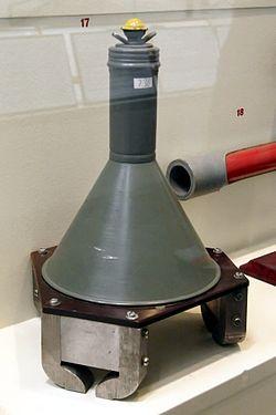 Haft-Hohlladung granare 3kg