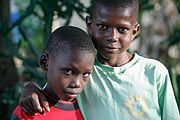 Haitian brothers