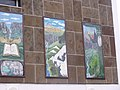 Hall Green Library - Lord of the Rings mural (6359687273).jpg