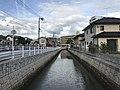 Hamaogawa River from Hamaogawabashi Bridge 2.jpg