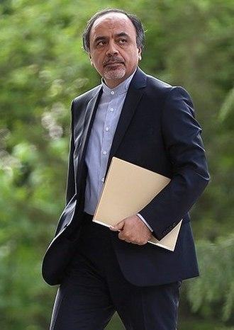 Hamid Aboutalebi - Image: Hamid Aboutalebi