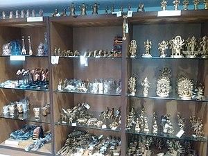 Biswa Bangla - Handicrats at the New Delhi store
