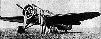 Lorraine Hanriot LH.130 - Hanriot H.131