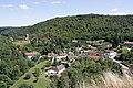 Hardegg - town from Reginafelsen view pic01.jpg