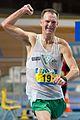 Harold van Beek - Apeldoorn NK indoor snelwandelen, febr. 2011.JPG