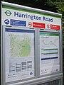 Harrington Road tramstop signage.JPG