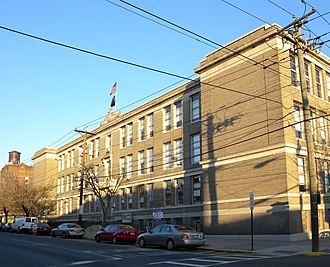 West New York, New Jersey - Harry L Bain School