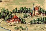 Hatzburg aus Elbkarte Melchior Lorichs 1567.jpg