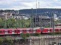 Hauptbahnhof Stuttgart vom Budapester Platz aus 02.jpg