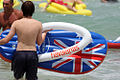 Havaianas 2012 Australia Day Thong Challenge (6763851543).jpg
