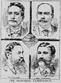 Hawaiian Commission at San Francisco on their way to Washington, D.C., 1897.jpg