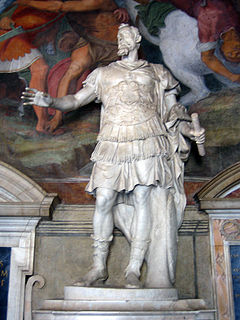 Statue of Carlo Barberini