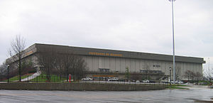 Hearnes Center - Image: Hearnes Center 1