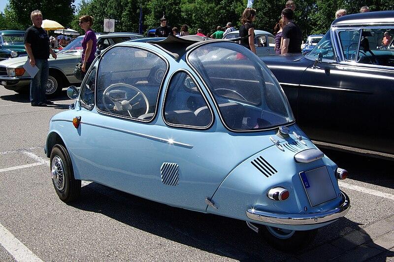 Heinkel Trojan Bubble Car For Sale