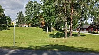 Helgelandsmoen Village in Norway