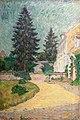 Henri Delavallée1892 La maison familiale d'Apremont.jpg