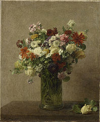 Still Life with Flowers SK-A-2895