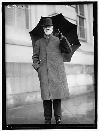 Henry Gassaway Davis -  Gassaway in 1911.