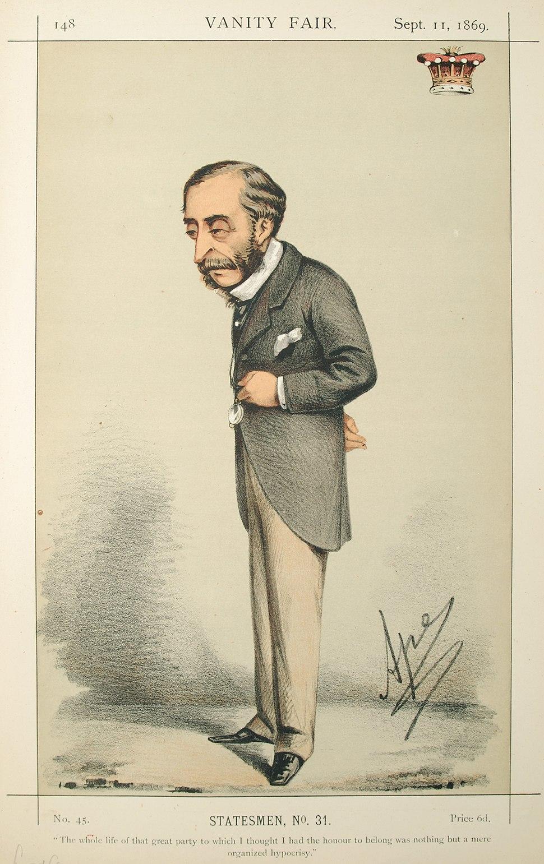 Henry Herbert, Vanity Fair, 1869-09-11