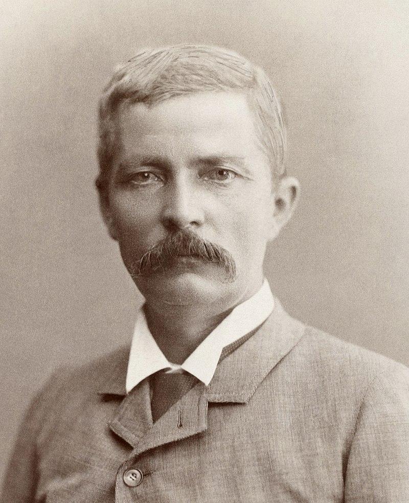 Henry Morton Stanley 1884