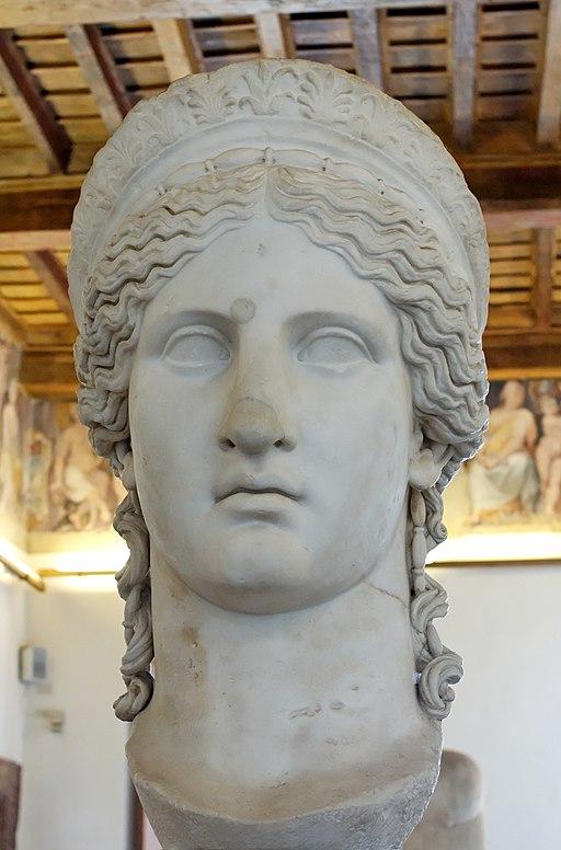 Hera Ludovisi Altemps Inv8631