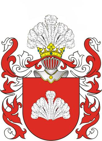 Michał Jerzy Mniszech - Image: Herb Mniszech