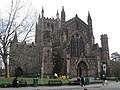 Hereford, cathedral church of St. Mary and St. Ethelbert - geograph.org.uk - 636844.jpg