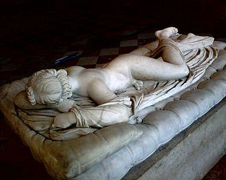 Sleeping Hermaphroditus - Image: Hermafrodita 2