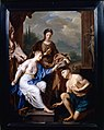 Herman van der Mijn (* 1684 in Amsterdam; † 1741 in London) THE HAT OF FREEDOM.jpg