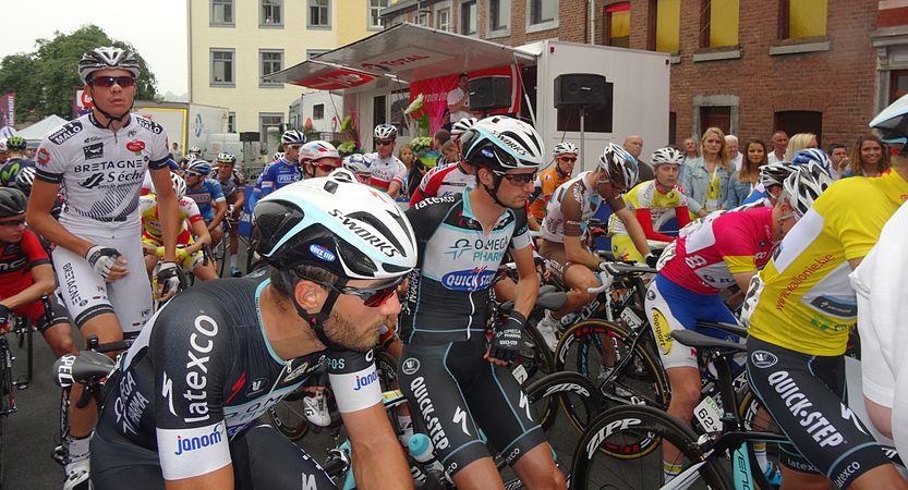 Herve - Tour de Wallonie, étape 4, 29 juillet 2014, départ (D18).JPG