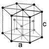Kristallstruktur von Helium