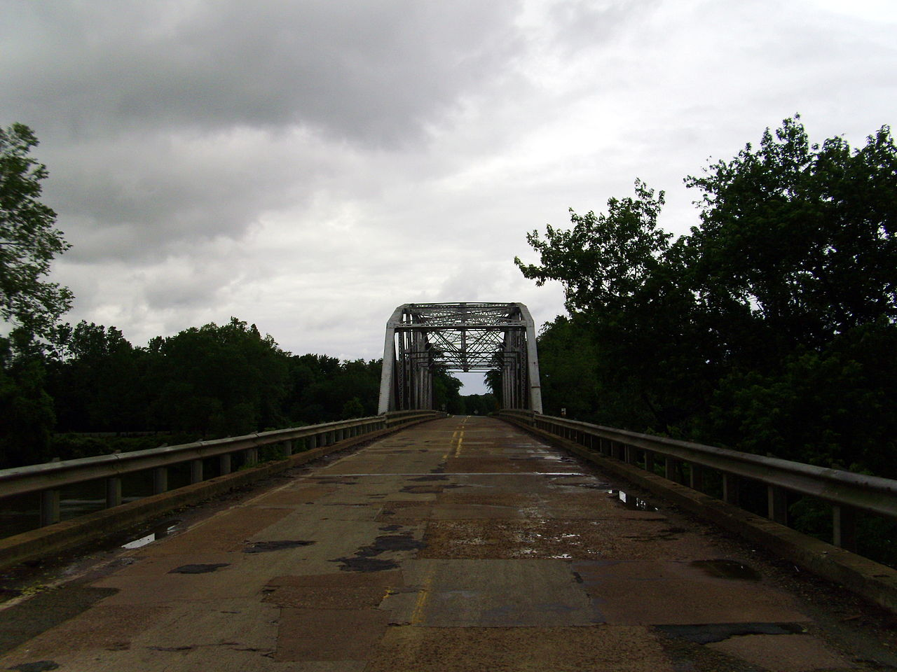 File Highway 7 And Highway 51 Bridge In Arkadelphia Ar