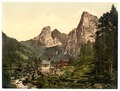 Hinterbarenbad, Upper Bavaria, Germany-LCCN2002696227.tif