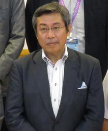 Hirokane Kenshi in Taiwan Soochow University.png