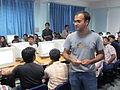 Hisham Mundol - Wikipedia Academy - Kolkata 2012-01-25 1302.JPG