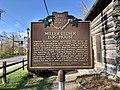 Historical Marker, Miller-Leuser Log House, Anderson Township, OH - 49235025873.jpg