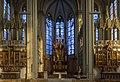 Hl. Kreuz München Chor- und Oratorienfenster v. Christoph Brech.jpg