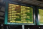 Hoboken Terminal Departure Board.JPG