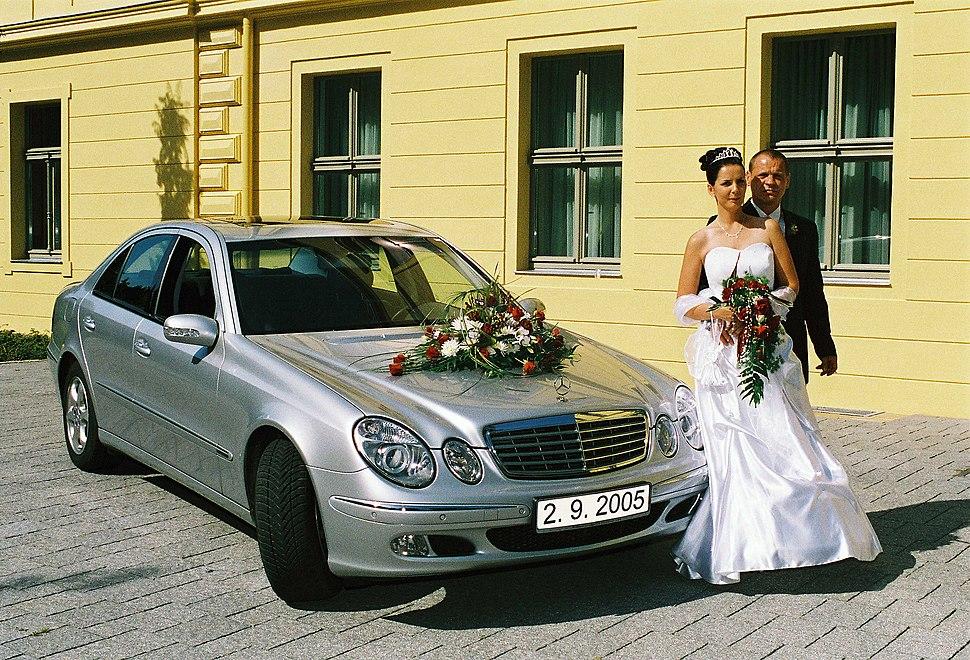 Hochzeit-auto