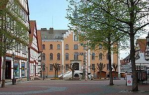 Hofgeismar - Town hall